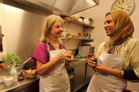 Private Tour: 3-Hour Moroccan Cooking Class in Fez