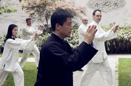 Full-Day Tai Chi Tour in Beijing