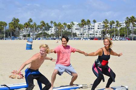 Venice Beach Private Surf Lesson