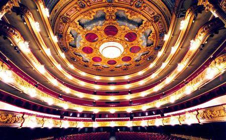 Express Tour Liceu Opera Barcelona