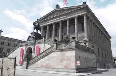 Private Half-Day Berlin Old National Gallery and Prussia's Nineteenth Century Private Tour with Art Historian
