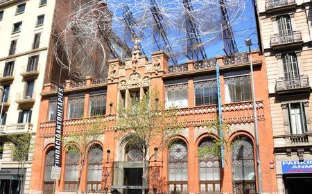 Barcelona: Fundació Antoni Tàpies Skip-The-Line Ticket