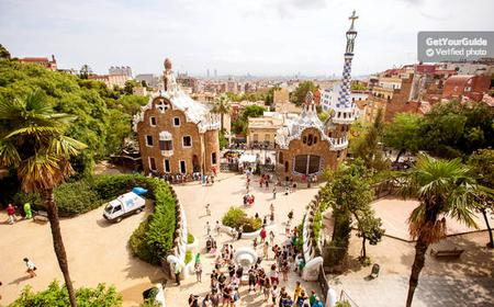 Park Güell Admission Ticket