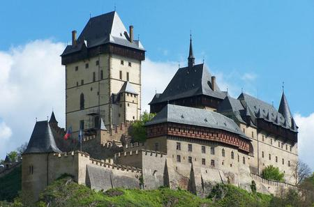 Trip to Karlstejn Castle from Prague