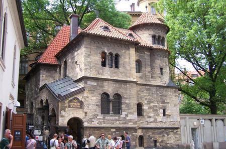 Prague Jewish Quarter and Old Town Tour