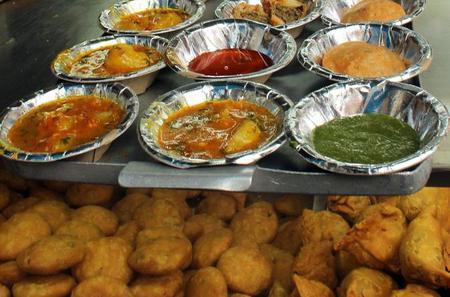 Old Delhi Street Food Walking Tour