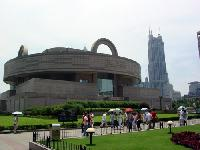 Shanghai Morning Tour with Jade Buddha Temple and Shanghai Museum