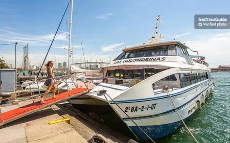 Barcelona: 1.5-Hour Las Golondrinas Boat Tour
