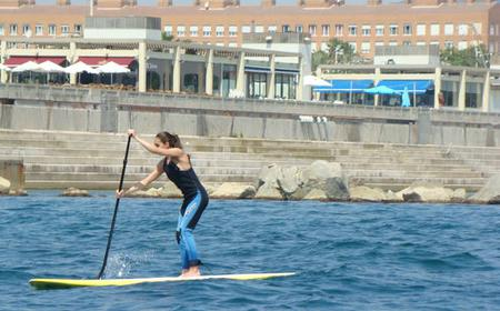 Barcelona Paddle Surfing: Choose 1, 2, 3, or 4 Hours