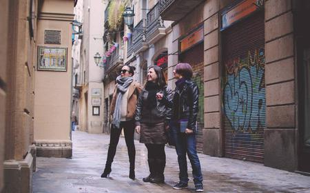 Barcelona: Graffiti Tour with a Street Art Expert