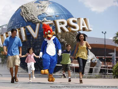 Universal Studios Singapore Day Pass
