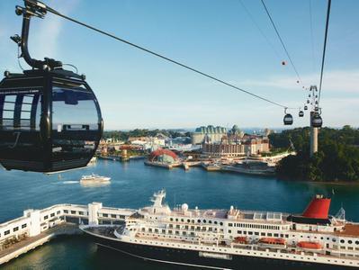 Singapore Shore Excursion to Sentosa - Private Morning Tour