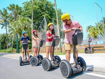 Sentosa Singapore Segway Tour