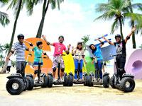 Sentosa Singapore Eco Adventure Segway Tour