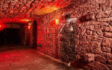 Edinburgh: Famous Underground Ghost Tour
