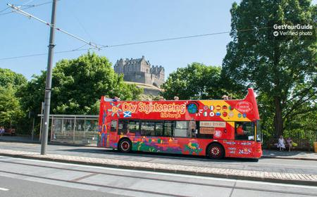 24-Hour Edinburgh Hop-on Hop-off Tour