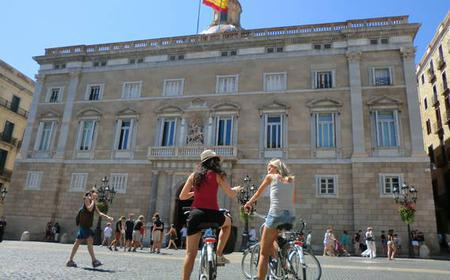 Barcelona: 3-Hour Private Bike Tour