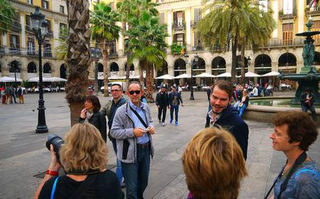 Barcelona: Walking Tour in Dutch