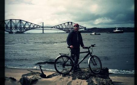 Edinburgh 5-Hour Bike Tour: Coast & Forth Road Bridges
