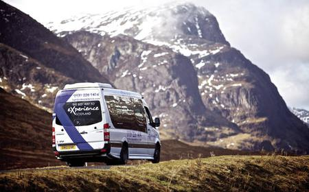 Highlands of Scotland: 12-Hour Adventure From Edinburgh