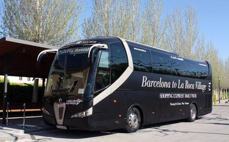 La Roca Shopping Village Express Tour from Barcelona