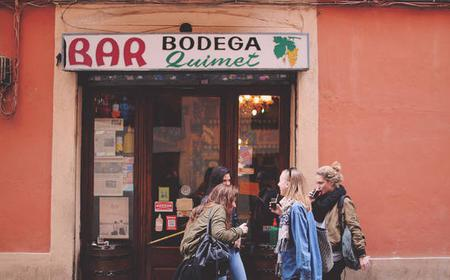 Barcelona: Bars & Bodegas in Gracia with a Foodie