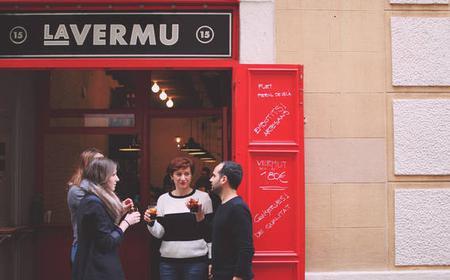 Gracia's Pleasures Vermouth Tour with a Local