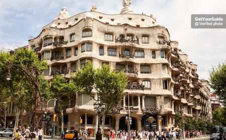 Barcelona: Casa Milà Skip-The Line Audio Guide Tour
