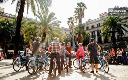 Barcelona Historical 3-Hour Bike Tour