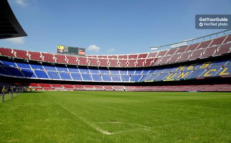 Camp Nou Experience: F.C. Barcelona Museum and Tour