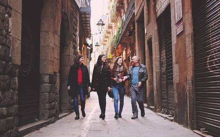 Barcelona: Las Ramblas Secrets with a Local