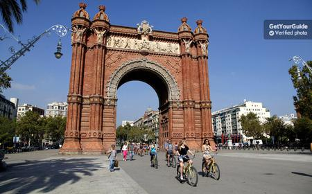 Barcelona Bike Tour: Sagrada Familia and More