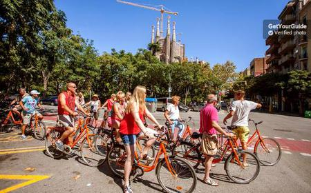 Bike Tour: Gothic Quarter, Gaudi, and Olympic Village