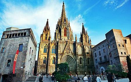Barcelona: Picasso & Gothic Quarter Guided Walking Tour