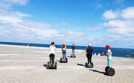 Barcelona: 1-Hour Guided Segway Tour