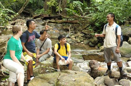 Half-Day Jungle Trek from Langkawi