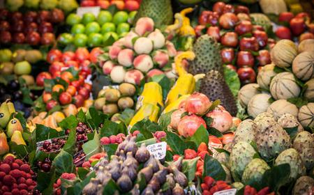 Barcelona: Boqueria Market Tour with a Chef