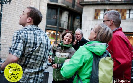 Barcelona 2.5-Hour Electric Bike Gaudi Tour