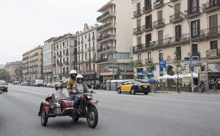 Barcelona: Second World War Sidecar Tour