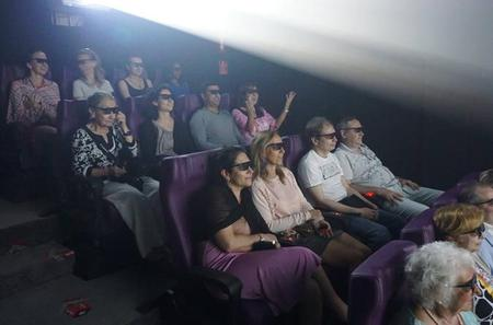 The Battle of Santo Domingo 4D Movie Experience