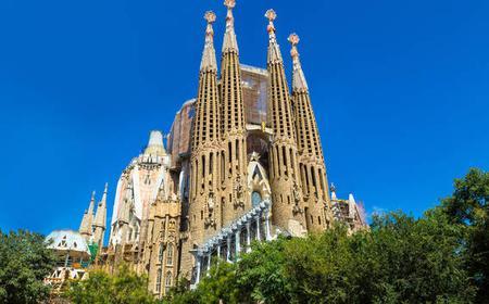 Barcelona: Sagrada Familia Fast Track Access Tour