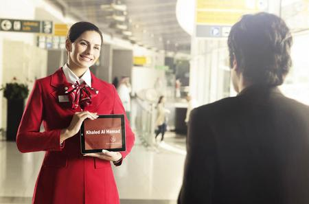 Arrival Meet and Assist at Abu Dhabi International Airport
