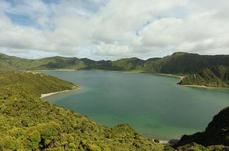 Walking Tour Fogo Lake