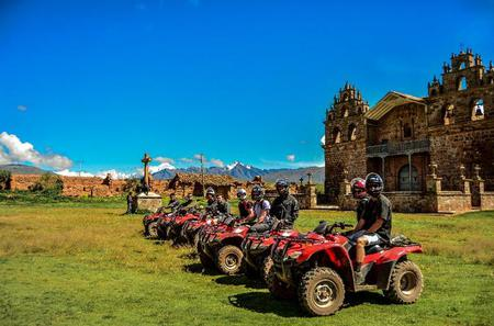 Sacred Valley 4x4 Quadbike Adventure from Cusco