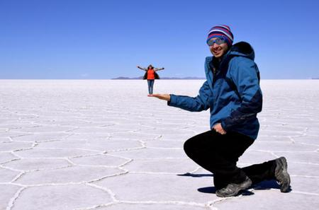 5-Day Uyuni Salt Flats and Desert Adventure from La Paz