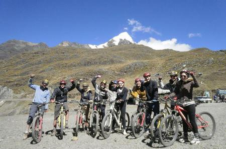 4-Day Jungle Adventure to Machu Picchu: Biking and Hiking Tour
