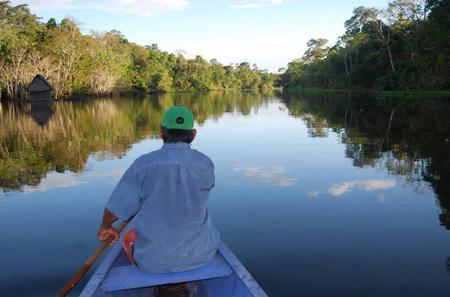 4-Day Amazon Jungle Adventure from Iquitos