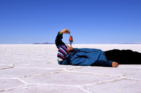 3-Day Uyuni Salt Flats and Desert Adventure from Uyuni to Atacama