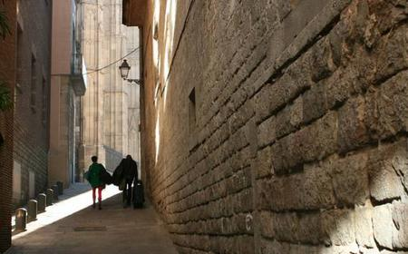 Barcelona: Jewish Quarter 2-Hour Private Walking Tour