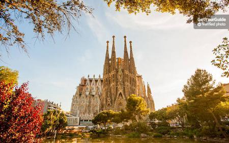 Sagrada Familia Fast Track Entry Tour
